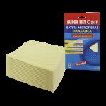 Bayeta amarilla microfibras 12 Unidades Super Net Cali