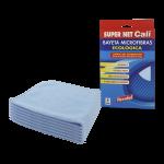 Bayeta microfibra azul 6 unidades Super Net Cali