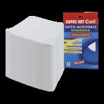 Bayeta microfibras blanca 24 Unidades Super Net Cali