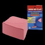 Bayeta microfibras rosa 40 cm 12 Unidades Super Net Cali