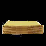 Bayeta microfibras non woven amarilla 12 Unidades Super Net Cali