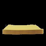 Bayeta microfibras non woven amarilla 6 Unidades Super Net Cali