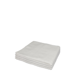 Bayeta microfibrs Plus Blanca 3 Unidades Super Net Cali
