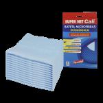 Bayeta microfibras azul 12 Unidades Super Net Cali