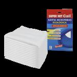 Bayeta microfibras superabsorvente blanca 12 Unidades Super Net Cali
