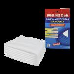 Bayeta microfibras superabsorvente blanca 6 Unidades Super Net Cali