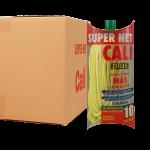 Fregona microfibras amarilla super net cali caja