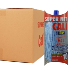 Fregona microfibra Azul en caja Super Net Cali