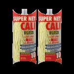 Fregona microfibra bicolor Amarilla 2 Unidades Super Net Cali