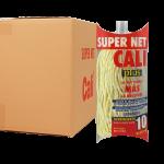 Fregona microfibra bicolor Amarilla en caja Super Net Cali