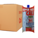 Fregona microfibras bicolor Azul en caja Super Net Cali
