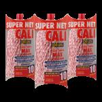 Fregona microfibras bicolor rosa 3 Unidades Super Net Cali