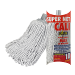 Fregona microfibras bicolor Gris Super Net Cali