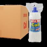 Fregona microfibras Blanco 250 Gramos caja Super Net Cali