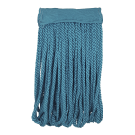Fregona microfibra industrial Azul 350 gramos Super Net Cali