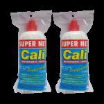 Fregona microfibras blanca 175 gramos cordones finos 2 Unidades Super Net Cali