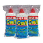Fregona microfibras Blanca 175 gramos Super Net Cali