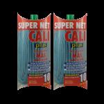 Fregona de Microfibra Super Net Cali Verde 240 g Pack 2 uds
