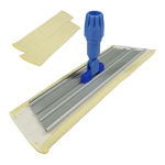 Mopa microfibra con 2 recambios 40 cm Super Net Cali