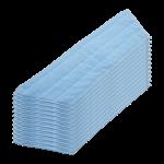 Recambio mopa microfibra 40 cm 12 Unidades