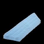 Recambio mopa microfibra azul 40 cm 3 Unidades Super Net Cali