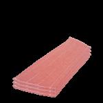 Recambio mopa microfibra rosa 30 cm 3 Unidades Super Net Cali