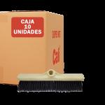 Escoba Barrendero Super Net Cali 40 cm 10 unidades