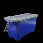 contenedor hermetico 20L azul super net cali