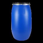 Bidón azul de 120 litros Super Net Cali