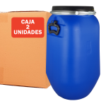 Bidón de 30 litros Pack de 2 unidades Super Net Cali