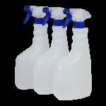 3 Unidades pulverizador con botella de 750 ml Super Net Cali