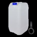 Garrafa traslúcida de 25 litros Super Net Cali