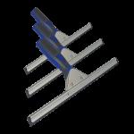 Limpiacristales ergonómico 35 cm Super Net Cali 3 uds
