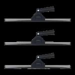 Limpiacristales profesional con giro en angulo 45 cm c 3 uds