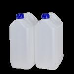 Garrafa jerrican de 5 litros Pack de 2 Unidades Super Net Cali
