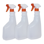 3 Unidades botella de 750 ml con pulverizador Super Net Cali