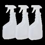 Pulverizador y botella de 750 ml Pack de 3 Unidades Super Net Cali