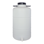 Bidón con grifo de 50 litros Super Net Cali