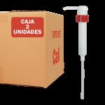Dosificador para garrafas de 5 litros 2 Unidades Super Net Cali