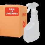 Botella pulverizador 750 ml Pack 12 Unidades Super Net Cali
