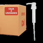 2 Unidades dosificador para garrafas Super Net Cali