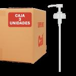 Dosificador jabón para garrafas 3 Unidades Super Net Cali