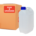 Garrafa 5 litros pack 8 Unidades Super Net Cali