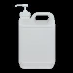 Garrafa jerrican de 5 litros con dosificador Super Net Cali