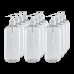 Bote dispensador gel 500 ml 12 Unidades Super Net Cali