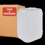 Pack 2 Unidades garrafa 10 litros Super Net Cali