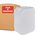 Garrafa 10 litros pack 8 Unidades Super Net Cali