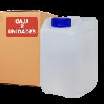 Garrafa 5 litros Pack 2 Unidades Super Net Cali