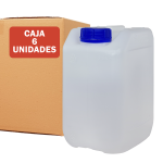 Garrafa 5 litros pack 6 Unidades Super Net Cali