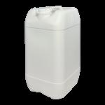 Garrafa de plástico blanco homologación ADR Super Net Cali